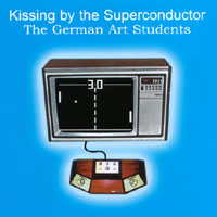 Copertina di Kissing by the Superconductor