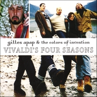 Gilles Apap & The Colors Of Invention | Vivaldi's Four Seasons