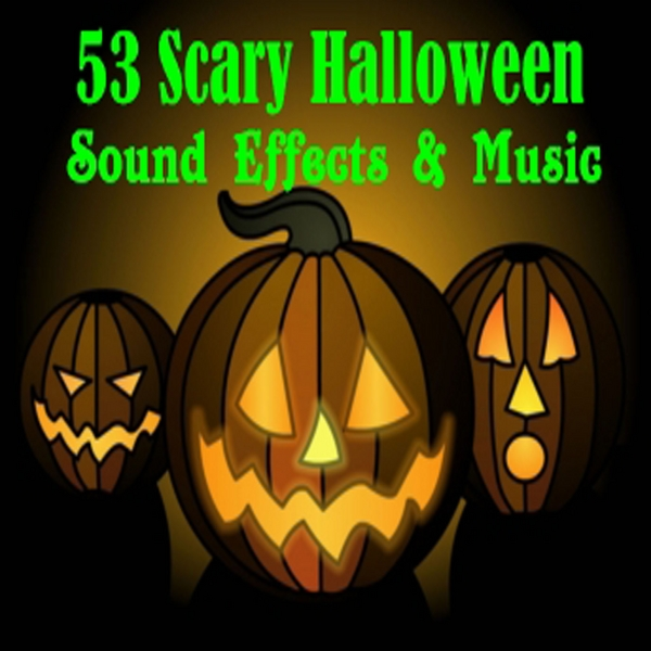 hollywood studio sound effects 53 scary halloween sound effects music cd baby music store - Scary Halloween Music Mp3