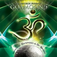 Various Artists | Goa Moon Vol  5 Compiled by Ovnimoon & Dr