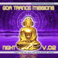Various Artists | Goa Trance Missions Vol  2 Night (Best of Goa
