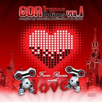 Various Artists | Goa Trance Nations, Vol  1 - From Russia with Love