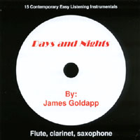 James Goldapp | Days and Nights