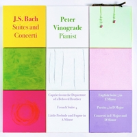Peter Vinograde | J.S. Bach: Suites and Concerti