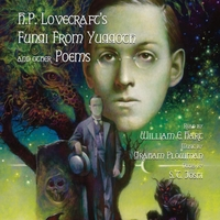 Graham Plowman & William E. Hart | H.P. Lovecraft's Fungi from Yuggoth (And Other Poems)