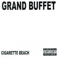 Cubierta del álbum de Cigarette Beach