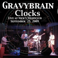 Gravybrain | Clocks (Live)
