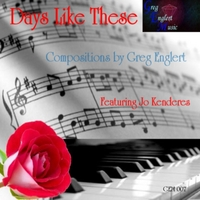 Greg Englert | Days Like These (feat. Jo Kenderes