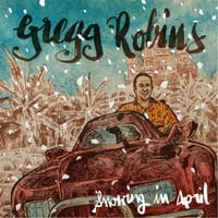 Gregg Robins | Snowing in April