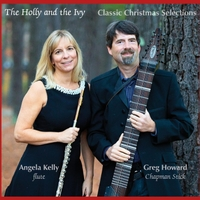 Greg Howard & Angela Kelly | The Holly and the Ivy: Classic Christmas Selections