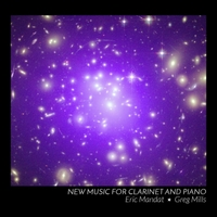 Greg Mills & Eric Mandat | New Music for Clarinet and Piano