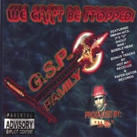 G.S.P. FAMILY 2006 | WE CAN'T BE STOPPED!!!