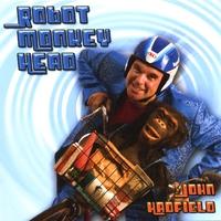 JOHN HADFIELD: Robot Monkey Head