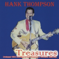 Hank Thompson | Treasures-unreleased Songs Of The 1950's