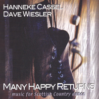Hanneke Cassel and Dave Wiesler | Many Happy Returns