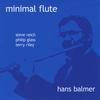 Hans Balmer: minimal flute