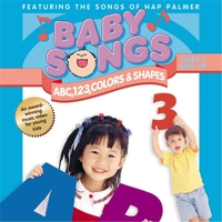 Hap Palmer Baby Songs Abc 123 Colors Shapes Dvd
