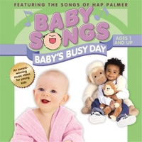 Hap Palmer | Baby Songs Baby's Busy Day Dvd