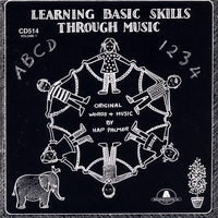 Hap Palmer | Learning Basic Skills Through Music - Volume 1