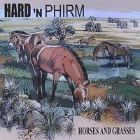 Album cover for Horses and Grasses