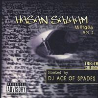 Hasan Salaam | 5th Column Mixtape Vol.2