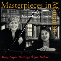 Mary Logan Hastings & Jan Halmes | Masterpieces in Miniature