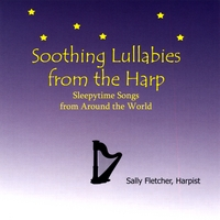 Sally Fletcher | Soothing Lullabies from the Harp