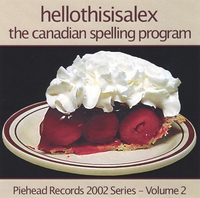 hellothisisalex | the canadian spelling program