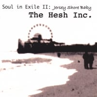 CD Jacket for 'Soul In Exile II'