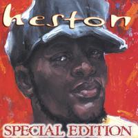 Capa do álbum Heston