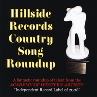 Curtis Potter, Kenny Seratt, Ray Sanders,Jerry Inman, Justin Trevino & Darrell McCall | Hillside Records Country Song Roundup