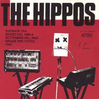 Album cover for The Hippos