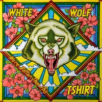 White Wolf T-Shirt | We're Better Than This