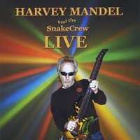 Harvey Mandel and the Snake Crew | Live at Biscuit and Blues