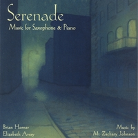 Brian Horner & Elizabeth Avery | Serenade - Music for Saxophone & Piano