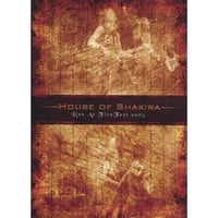 House of Shakira | Live at the Firefest DVD (PAL)