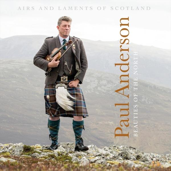 Paul Anderson Scottish Fiddler