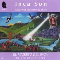 Skivomslag för El Regreso Del Inca