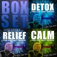 Jac Harrison | Mind Toy Box (Stress, Sleep, Anxiety, Depression Box Set)