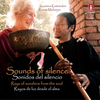 Jacomina Kistemaker & Raman Maharjan | Sounds of Silence (Rays of Sunshine from the Soul)