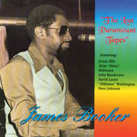 James Booker | The Lost Paramount Tapes