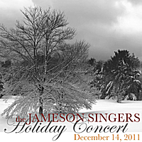 Jameson Singers and Jameson Marvin, Artistic Director | Holiday Concert