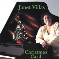 Janet Villas | Christmas Card
