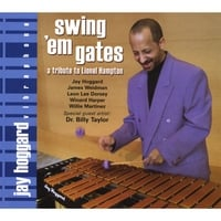"Featured recording ""Swing 'Em Gates"""