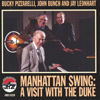Jay Leonhart, Bucky Pizzarelli, and John Bunch: A Visit With The Duke