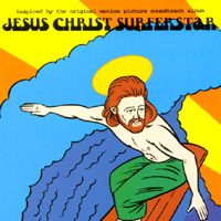 Carátula de Jesus Christ Surferstar