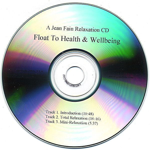Jean Fain Float To Health Wellbeing Cd Baby Music Store