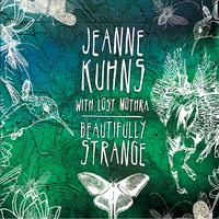 Jeanne Kuhns With Lost Mothra | Beautifully Strange