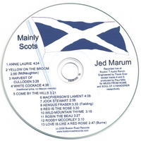 Jed Marum | MAINLY SCOTS