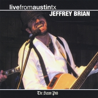 Jeffrey Brian | Live from the Saxon Pub